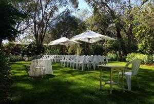 paradise gardens ceremony