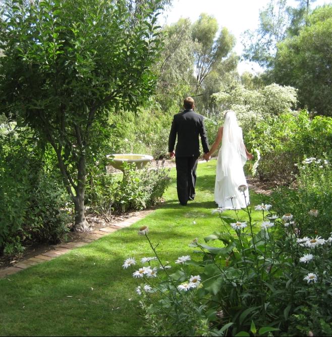 garden walk slim